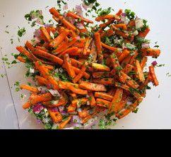 Seasoned carrots  image 28526 @openphoto.net