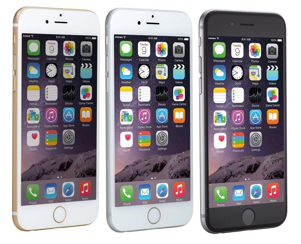 Details about apple iphone 6 64gb att tmobile metro