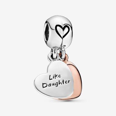 Pin By Karolina Neuzilova On Pandora Mother Daughter Heart Pandora Jewelry Pandora Bracelet Charms
