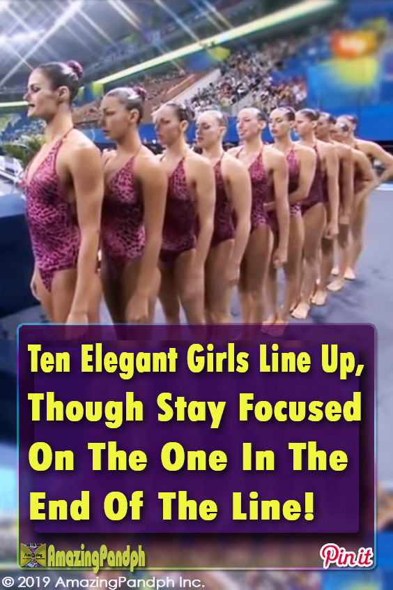 10 Graceful Girls Line Up : AmazingPandph