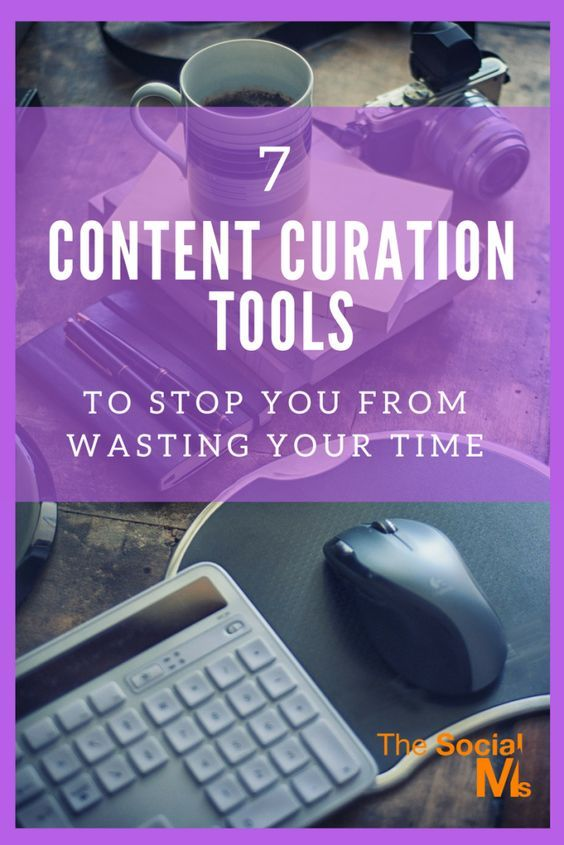 Finding content to share on social media takes up a lot of time. These content curation tools can tremendously help with finding the best content to share.