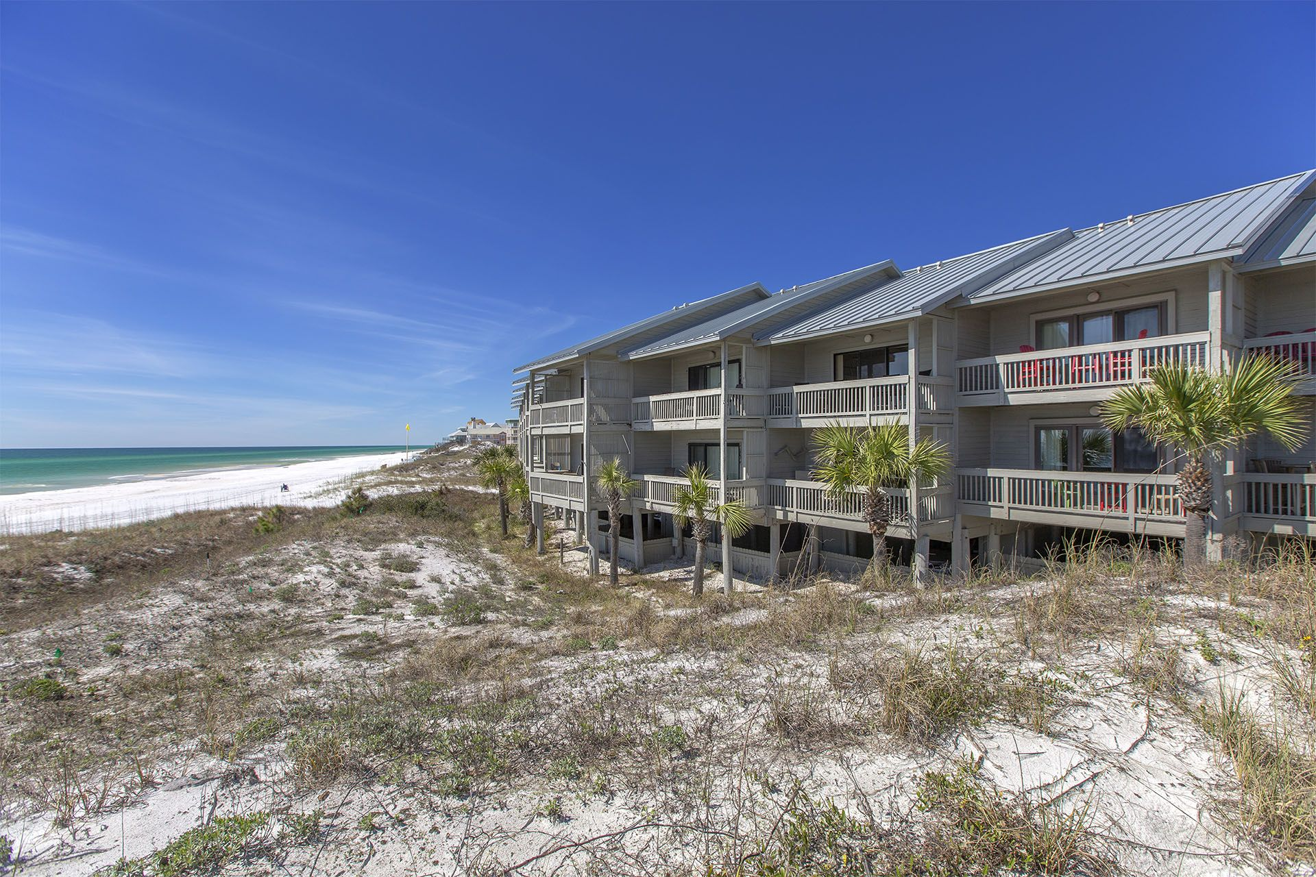 Walton Dunes 13 Seagrove Beach Beach Vacation Rentals Beachfront