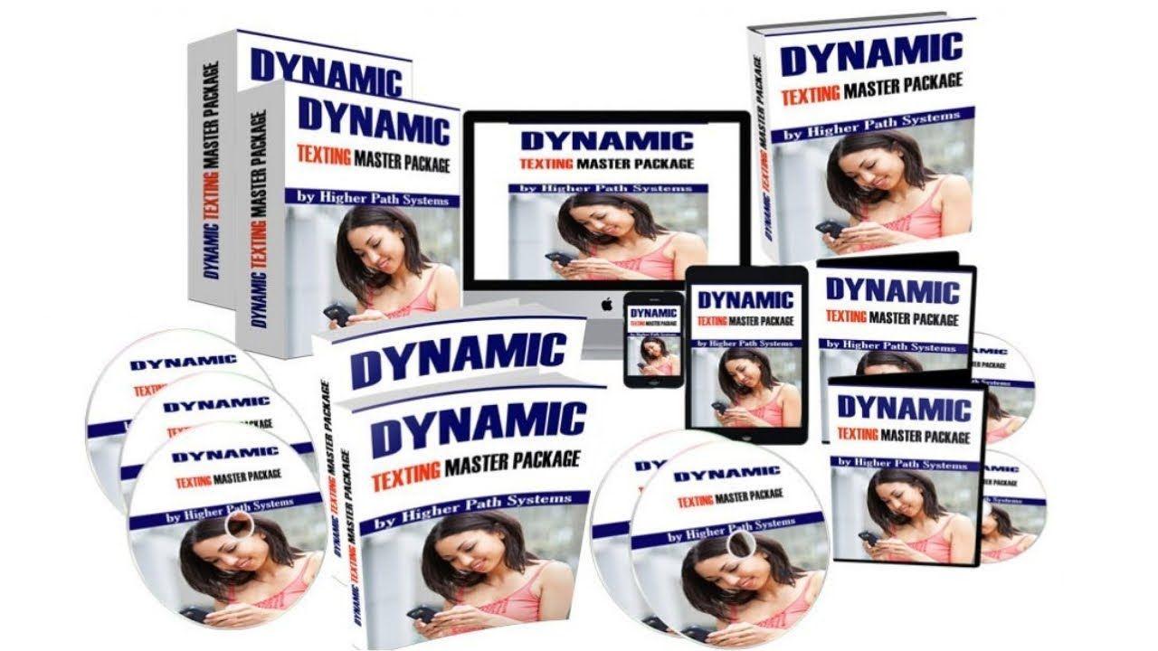 Dynamic Texting Master Package Master, Dynamic, Social