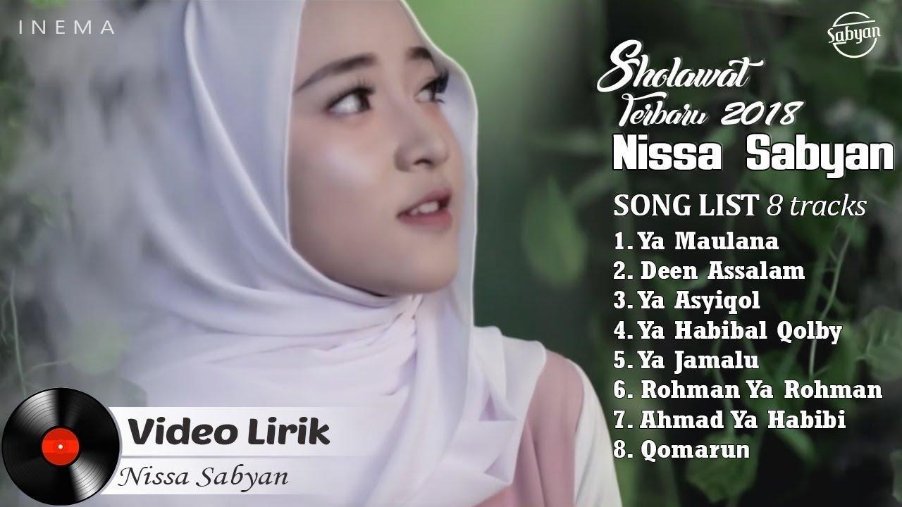 download lagu nissa sabyan ya maulana versi koplo mp3