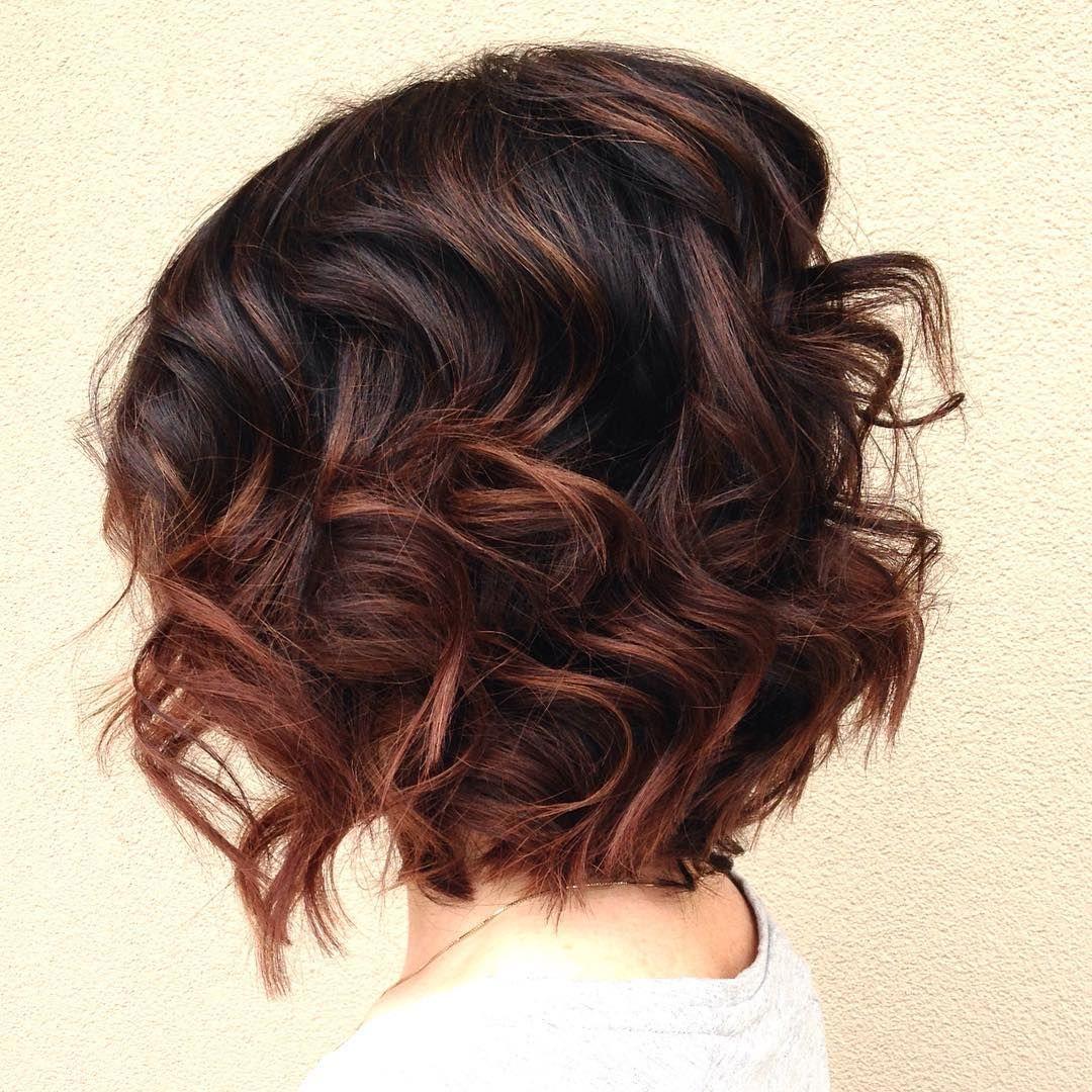 9 Hottest Balayage Hairstyles for Short Hair 9   Balayage Hair ...
