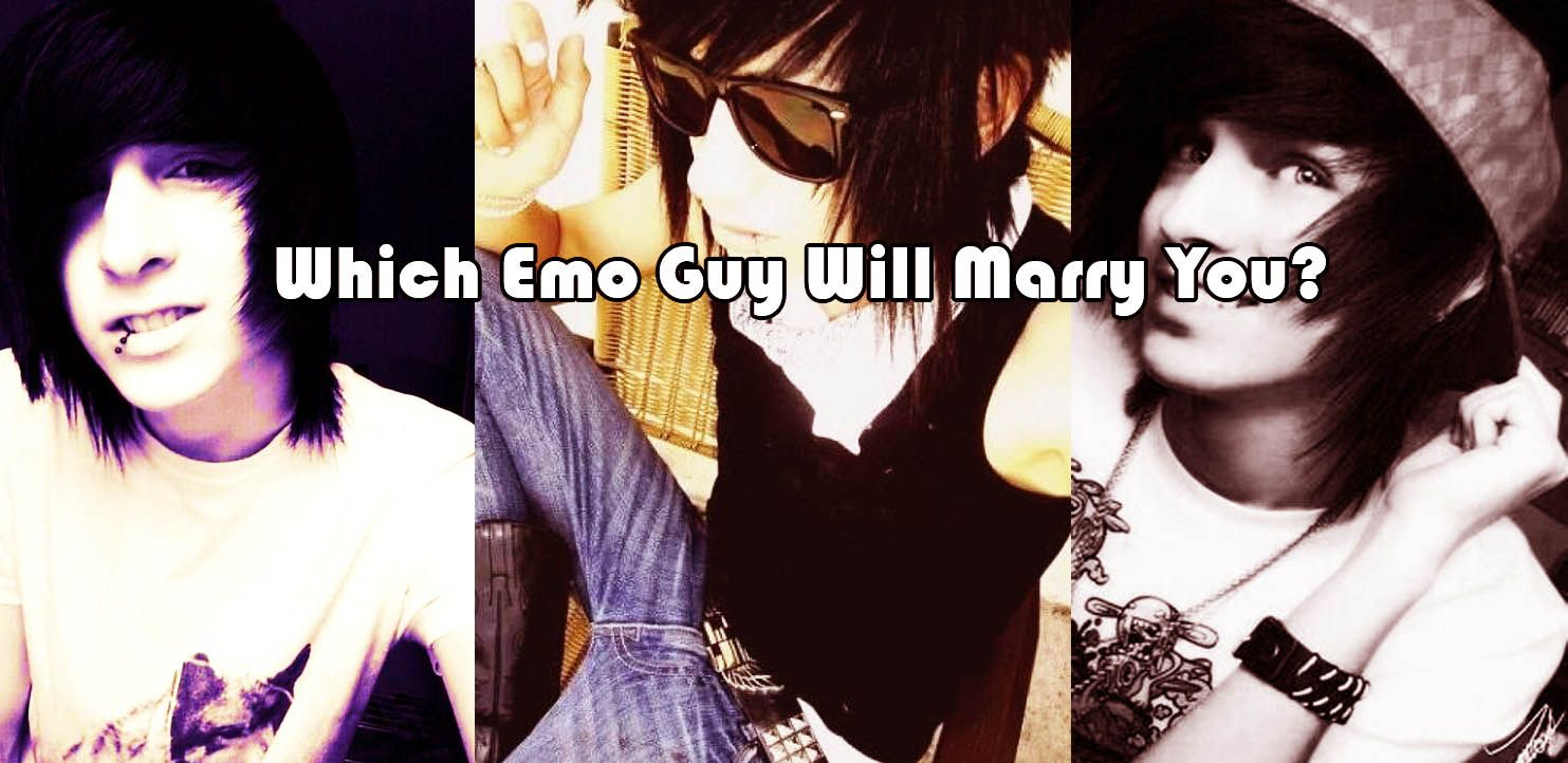 Which emo guy will marry you the emo galaxy pinterest emo