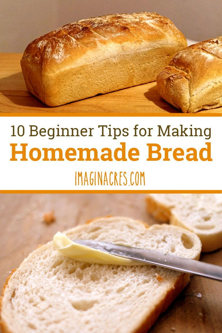 Bread Baking 101 for Beginners | The Art of Manliness