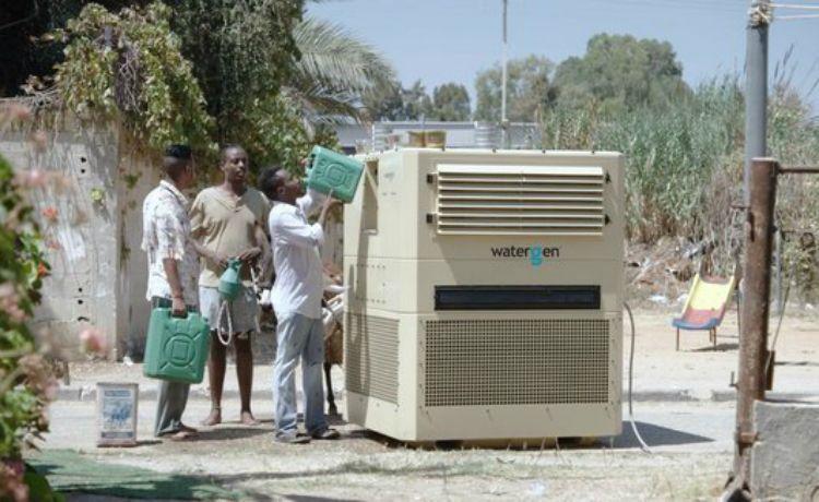 Water-Gen: uma nova forma de lidar com a escassez de água no mundo