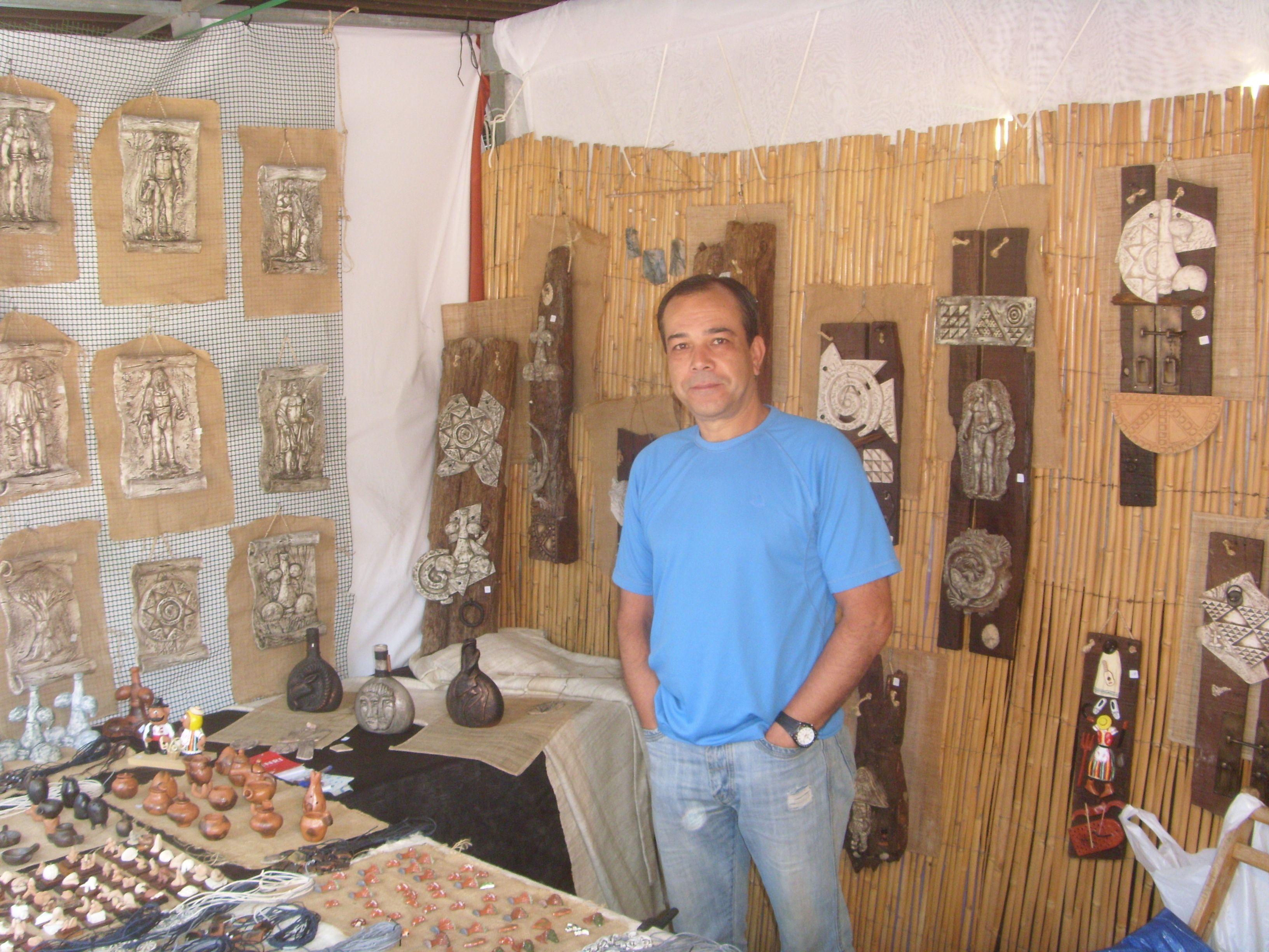 Javier, modelador