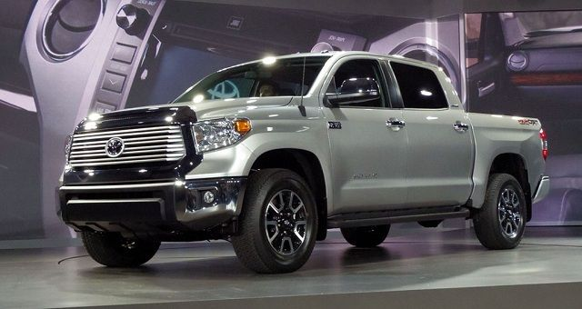 Toyota Tundra Towing Capacity >> Redesigned Tundra Will Get Better Towing Capacity Toyota