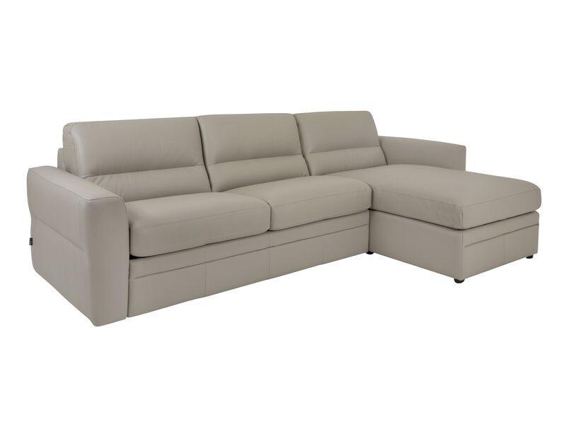 Sisi Italia Amalfi 3 Seater Sofa Bed With Rhf Storage Chaise In