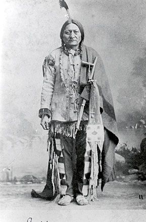 chief sitting bull native americans american indians and native american indians. Black Bedroom Furniture Sets. Home Design Ideas