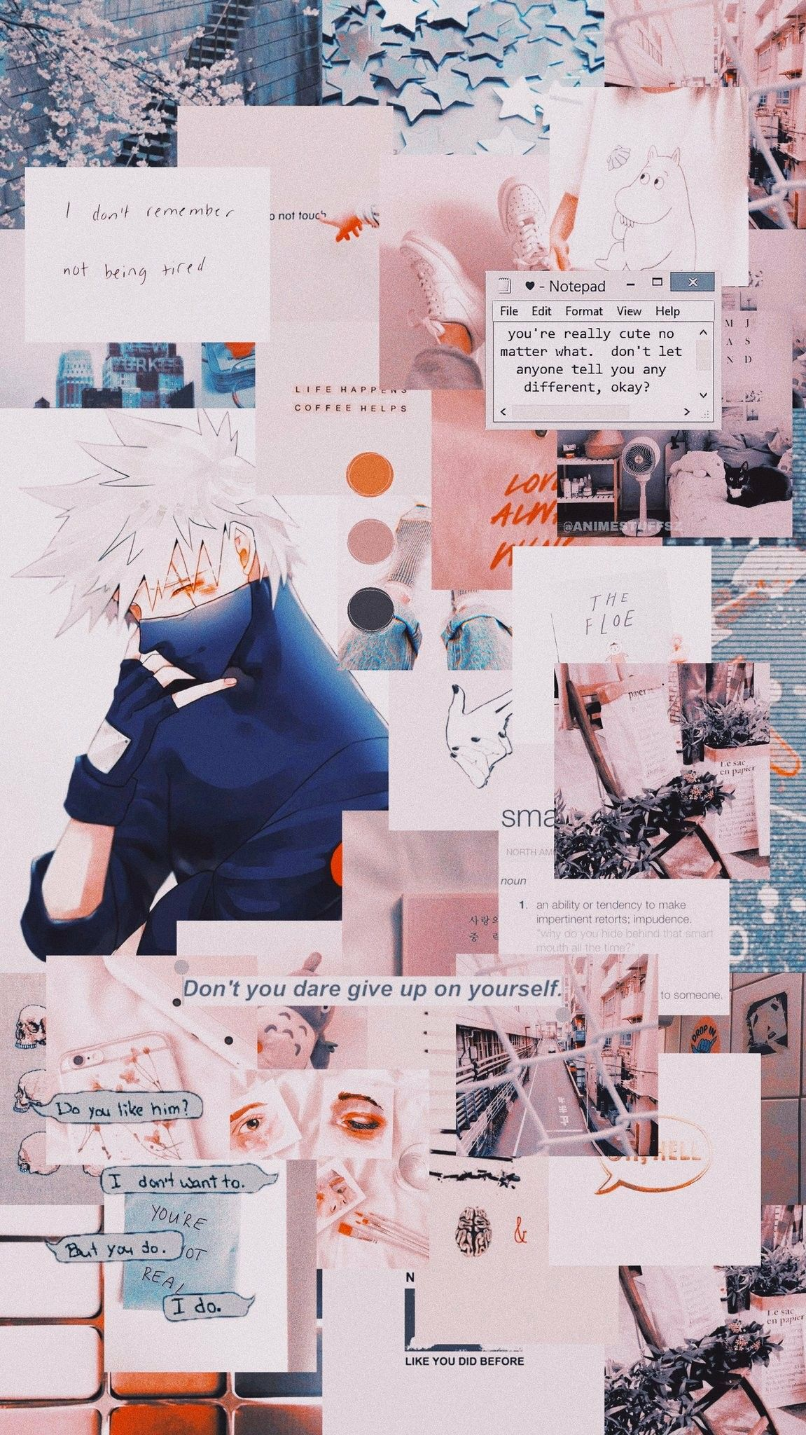 Pin By Michiyo Koyuki On Aesthetic Anime Wallpapers Naruto Wallpaper Anime Naruto Kakashi Hatake