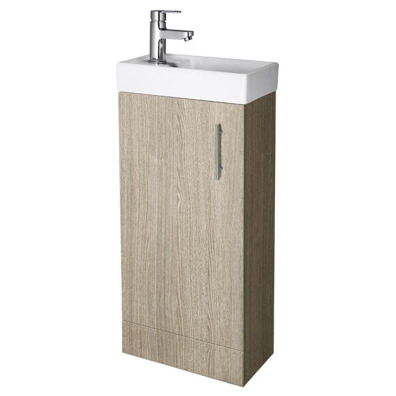 Minimalist Floor Standing Vanity Unit Light Oak Rt Large Davies Minimalist Bathroom Furniture Small Bathroom Vanities Vanity Units