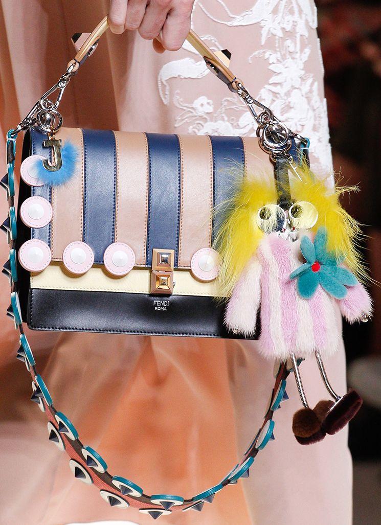 Fendi SpringSummer 2017 Runway Bag Collection   Spotted Fashion