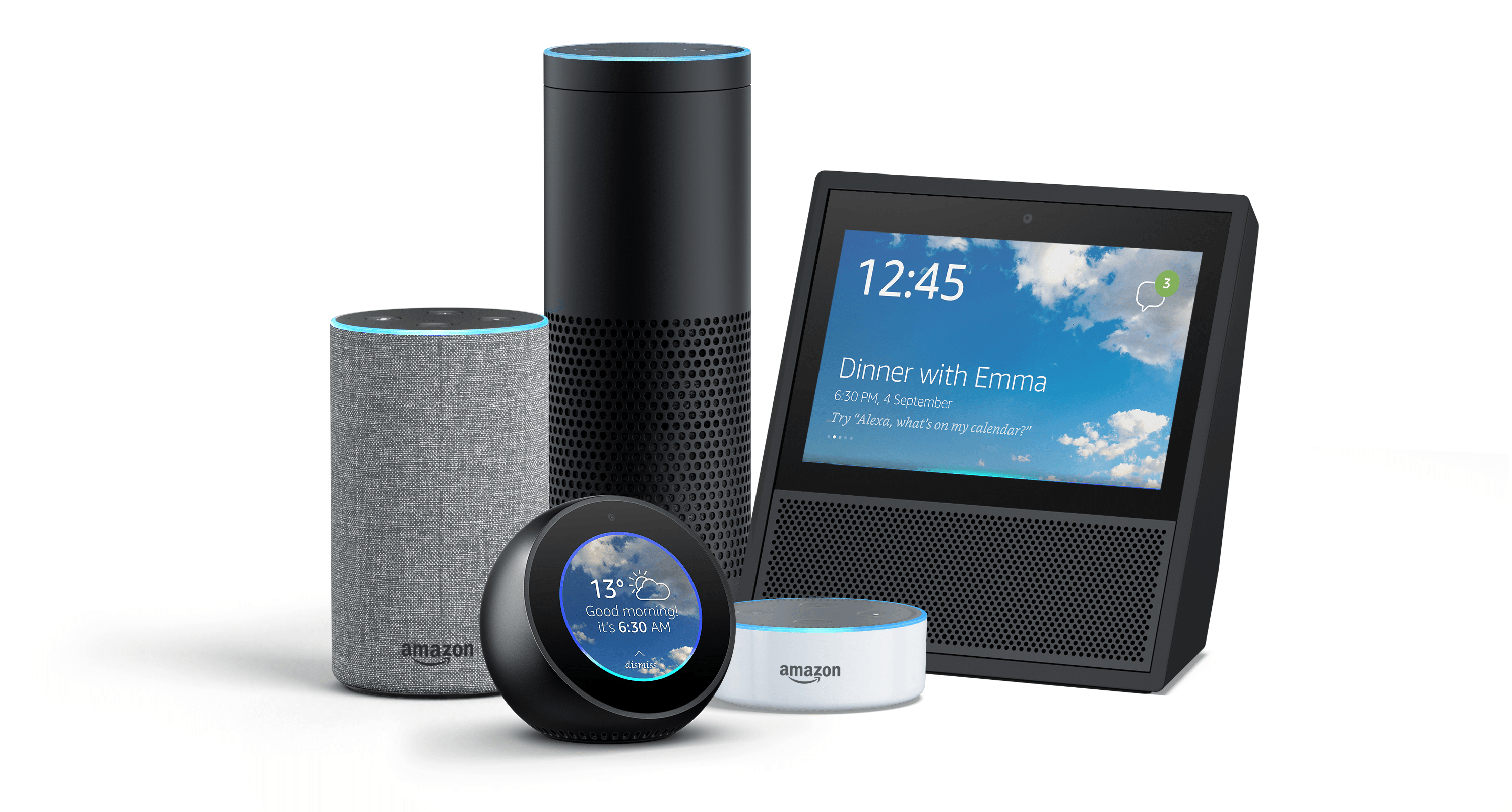 Amazon's Alexa comes to tablets, laptops, mirrors and