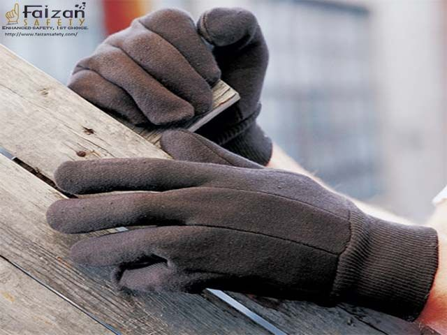 Gloves assure hand safety the best possible manner.Gloves are available easily and made of different materials suitable for different work places.