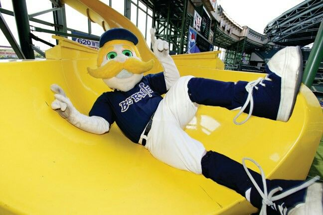 Milwaukee Brewers Bedroom In A Box Major League Baseball: Bernie Brewer, Milwaukee Brewers Mascot.