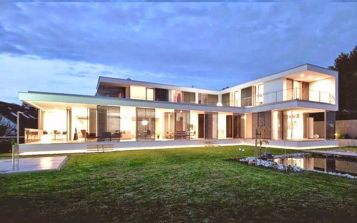 Casa sk reformada al estilo contempor neo austria http for Mansiones modernas