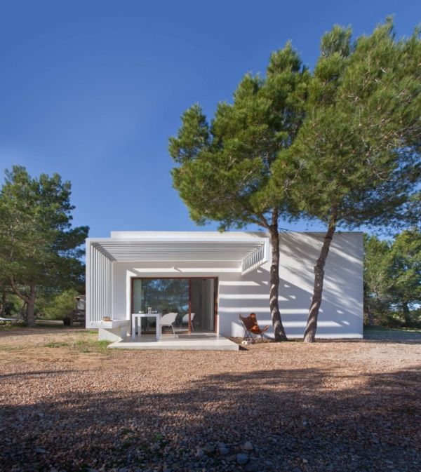 Wonderful Delightful Modern Beach House In Formentera, Spain Awesome Ideas