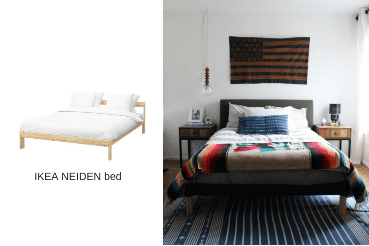 How To Make An Upholstered Bed Frame On A Budget Ikea Hackers In 2020 Upholstered Bed Frame Big Boys Bedding Bed