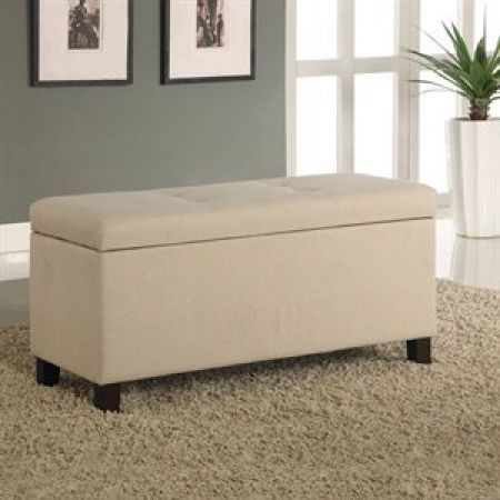 Urban Seating Storage Bench  We created the Urban Seating collectio...