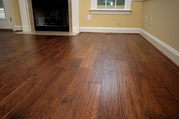 Floors Hand Scraped Hardwood For The Home Home