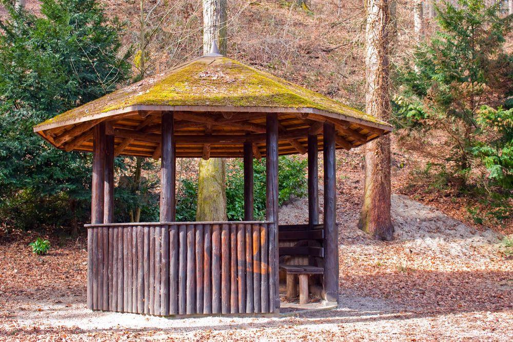 20 Gorgeous Gazebo Designs Gazebo Garden Gazebo Wood Roof