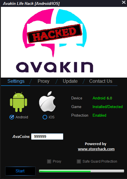 avakin life hack download 2018