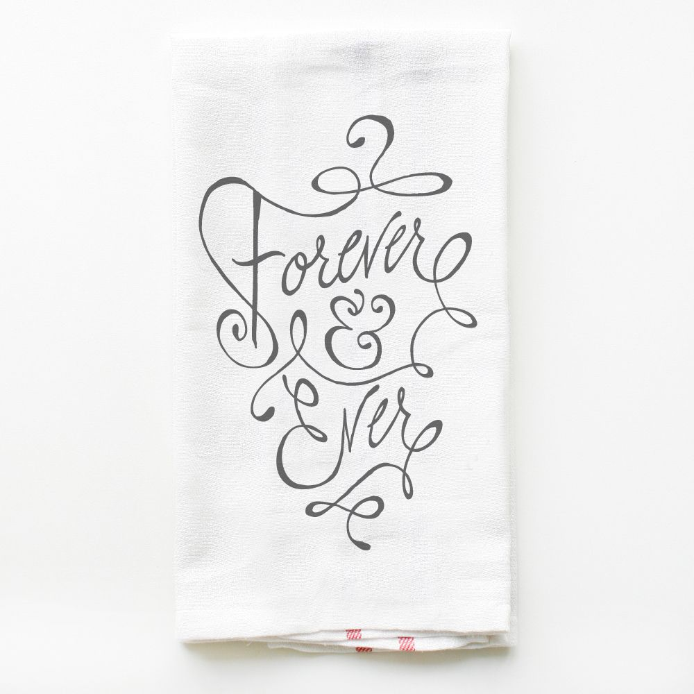 Forever and Ever Towel