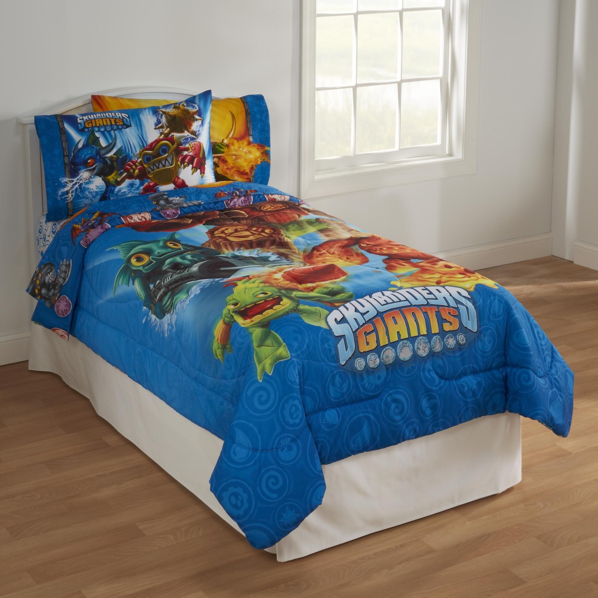 Bedrooms Furniture Kids Bedding Set Design Idea For Boys With