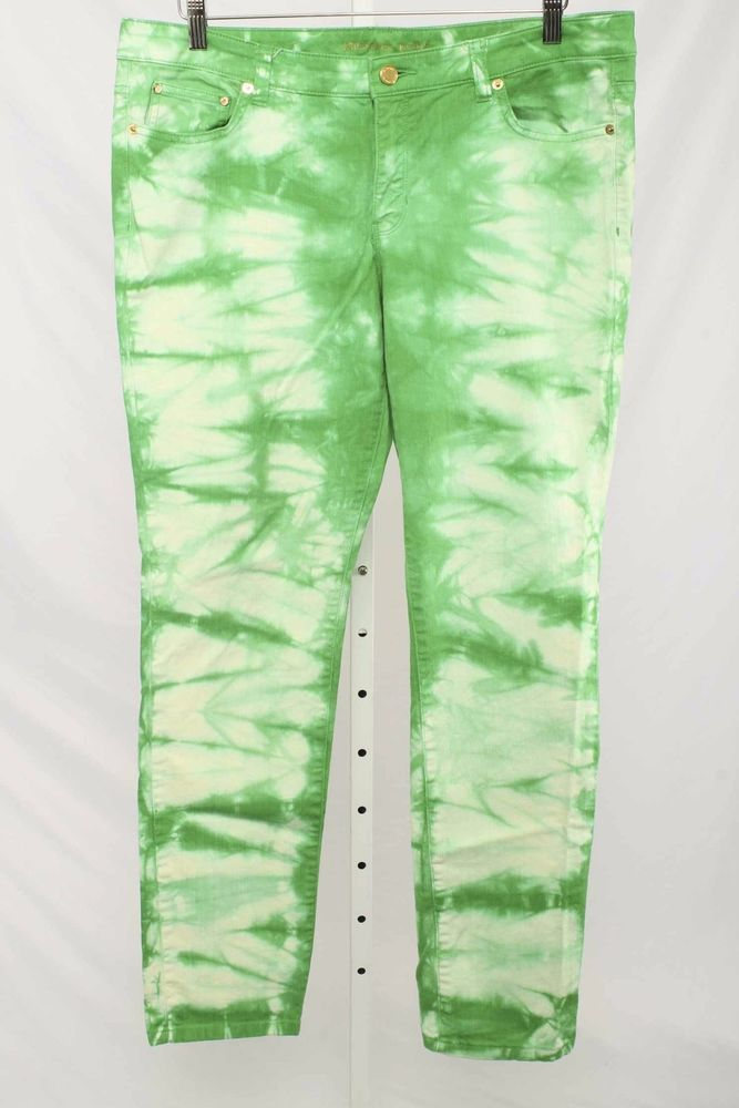 Tie dye skinny jeans ebay