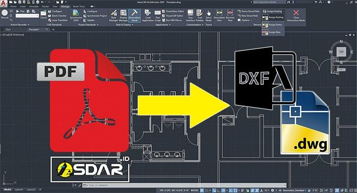 Convert Pdf Ke Dxf Dwg Autocad Aplikasi Google Drive