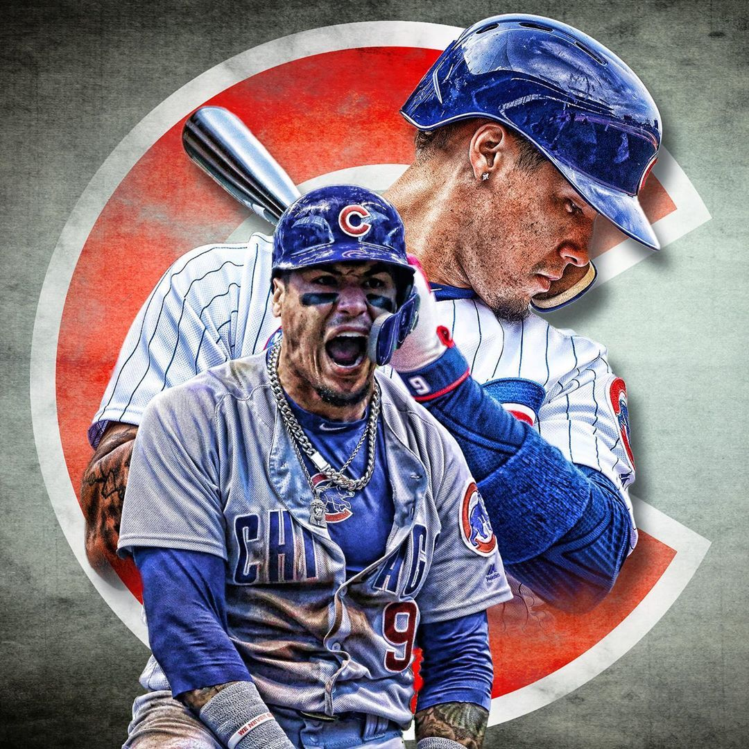 Dkdesigns On Instagram Javy Baez Edit Chicagocubs Cubs Chicago Chicagoland Windycity Javyb In 2020 Cubs Baseball Chicago Cubs Baseball Chicago Cubs Wallpaper
