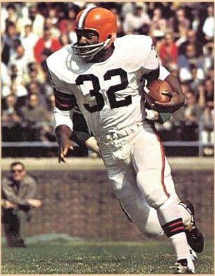 Jim Brown Nfl >> Jim Brown Nfl Runningbacks Cleveland Browns Football