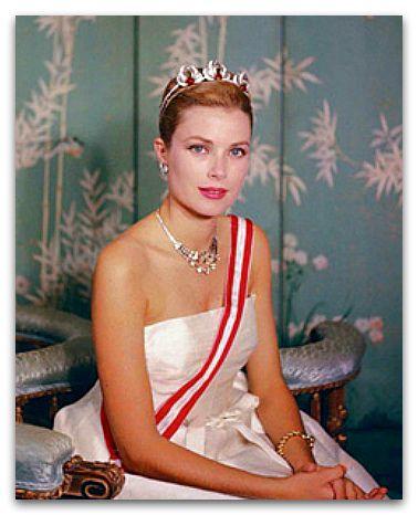 """hollyjacks:  """"Princess Grace,1958.  """""""