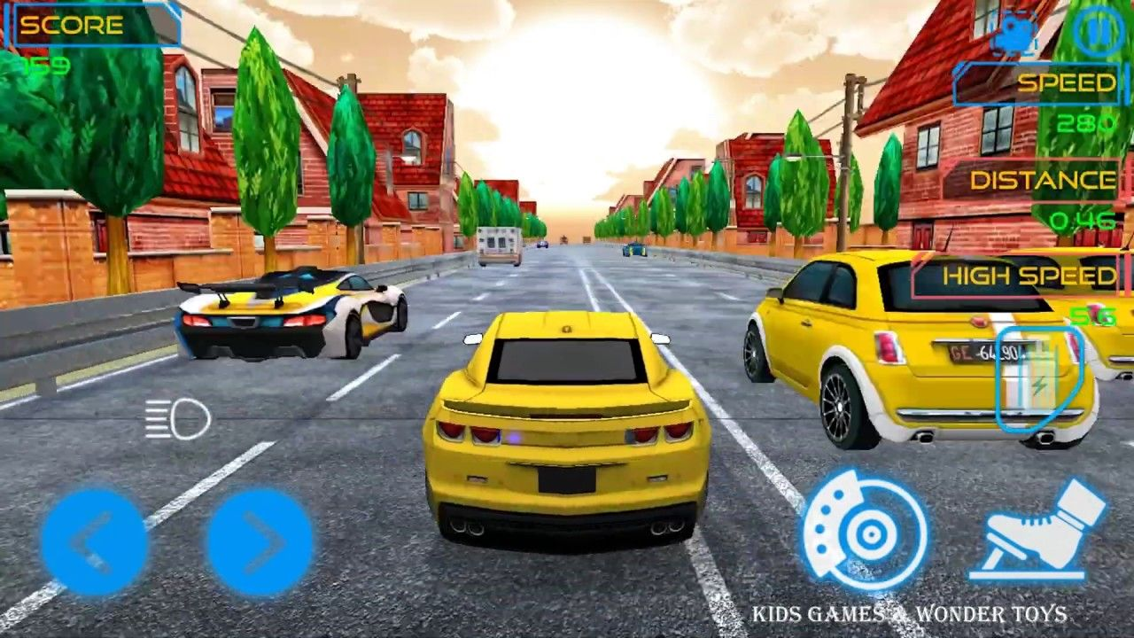 Car Racing 2 Android Game 2019 Hd Race Cars Android Games Racing