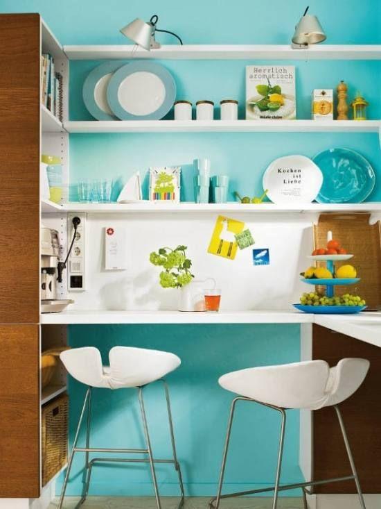 Ideas para Decorar Cocinas Pequeñas | Decorar cocinas pequeñas ...