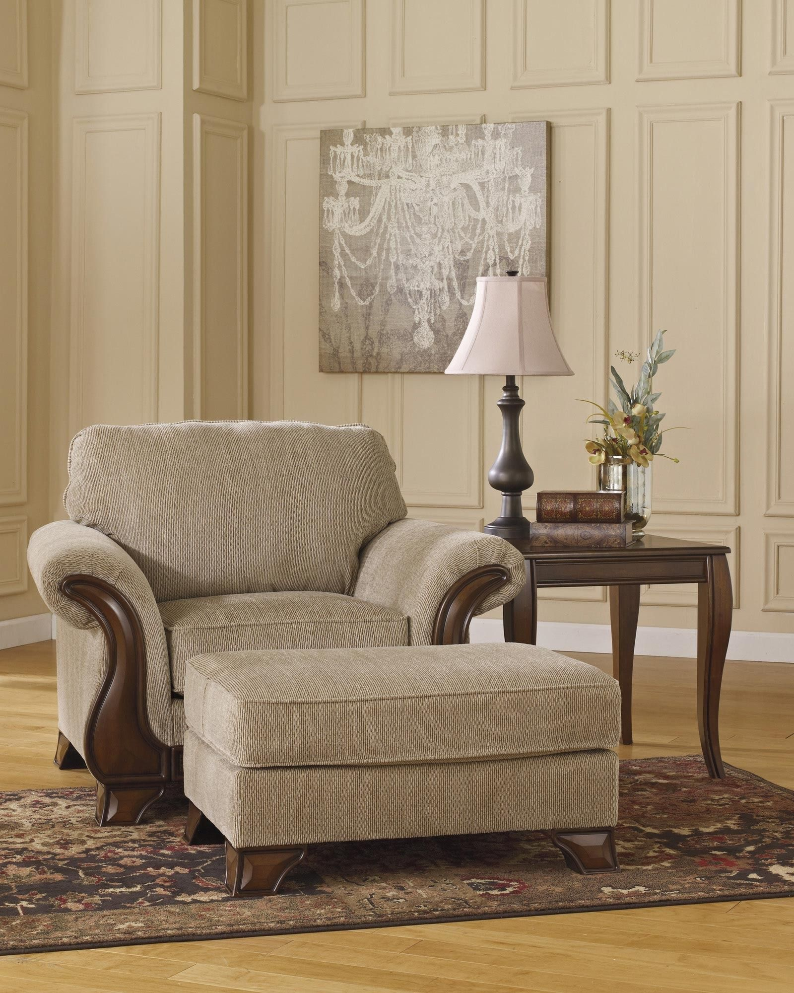 Chair Ashley Home Gallery Stores Fabric