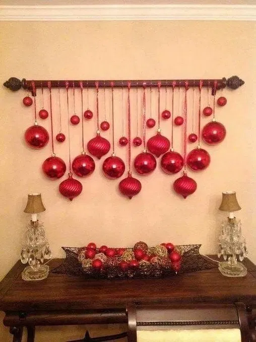 20 Beautiful Christmas Decorating Ideas on A Budget 20 #xmasdecorations