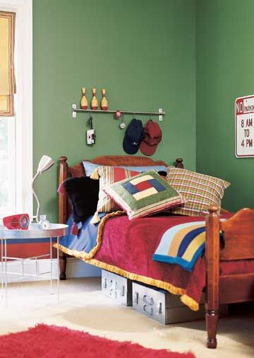 Wonderful Bedrooms Just For Boys