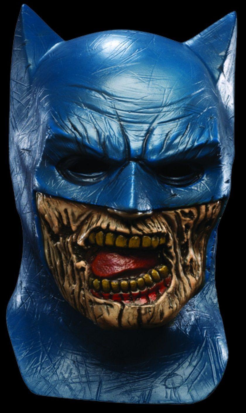 Batman Zombie Mask Batman, Zombie mask, Batman collectibles