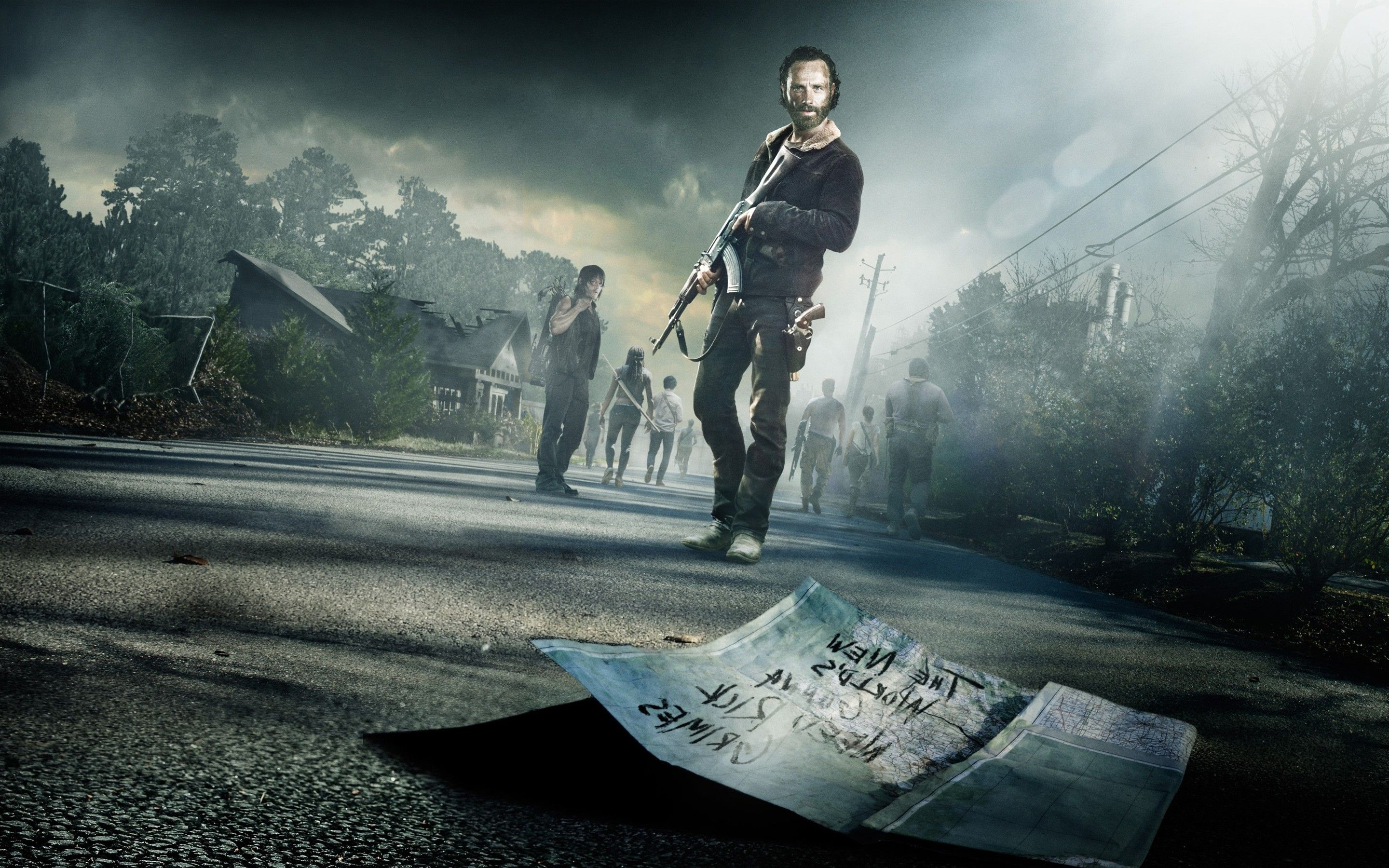 Walking Dead HD Wallpaper For Your Android Phone