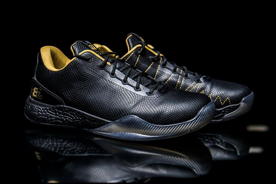 d7834a1b57f4 Big Baller Brand Lonzo Ball ZO2 Wet Lebron James had his Nike s contract  without playing an NBA game