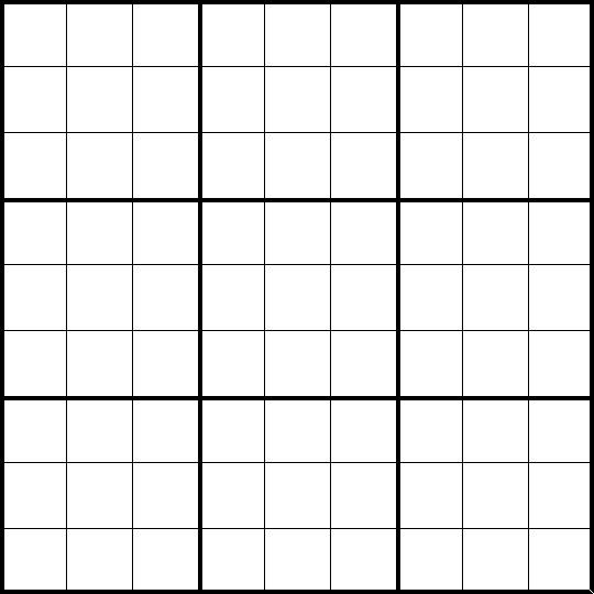 blank sudoku board elita aisushi co