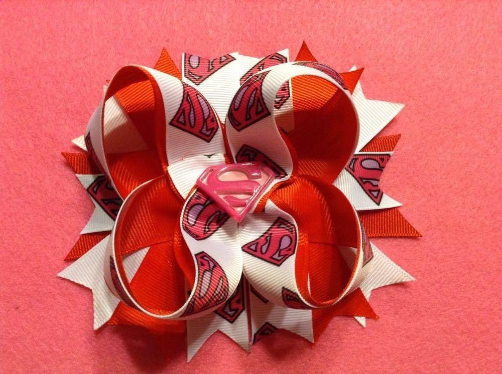 "5"" handmade super girl boutique"