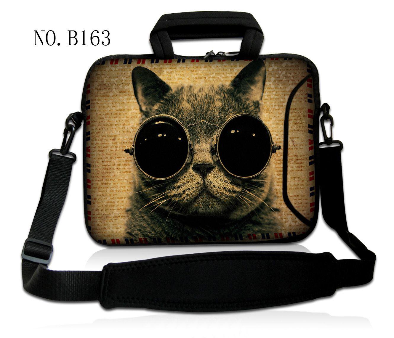 "15/"" 15.6/"" Laptop Notebook Computer Sleeve Case Bag w Hidden Handle 3101"