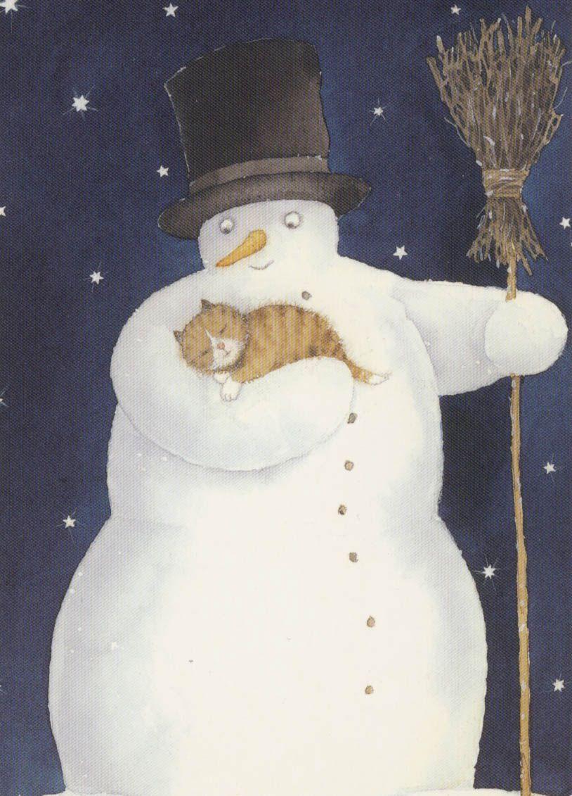 жирный снеговик картинки всех