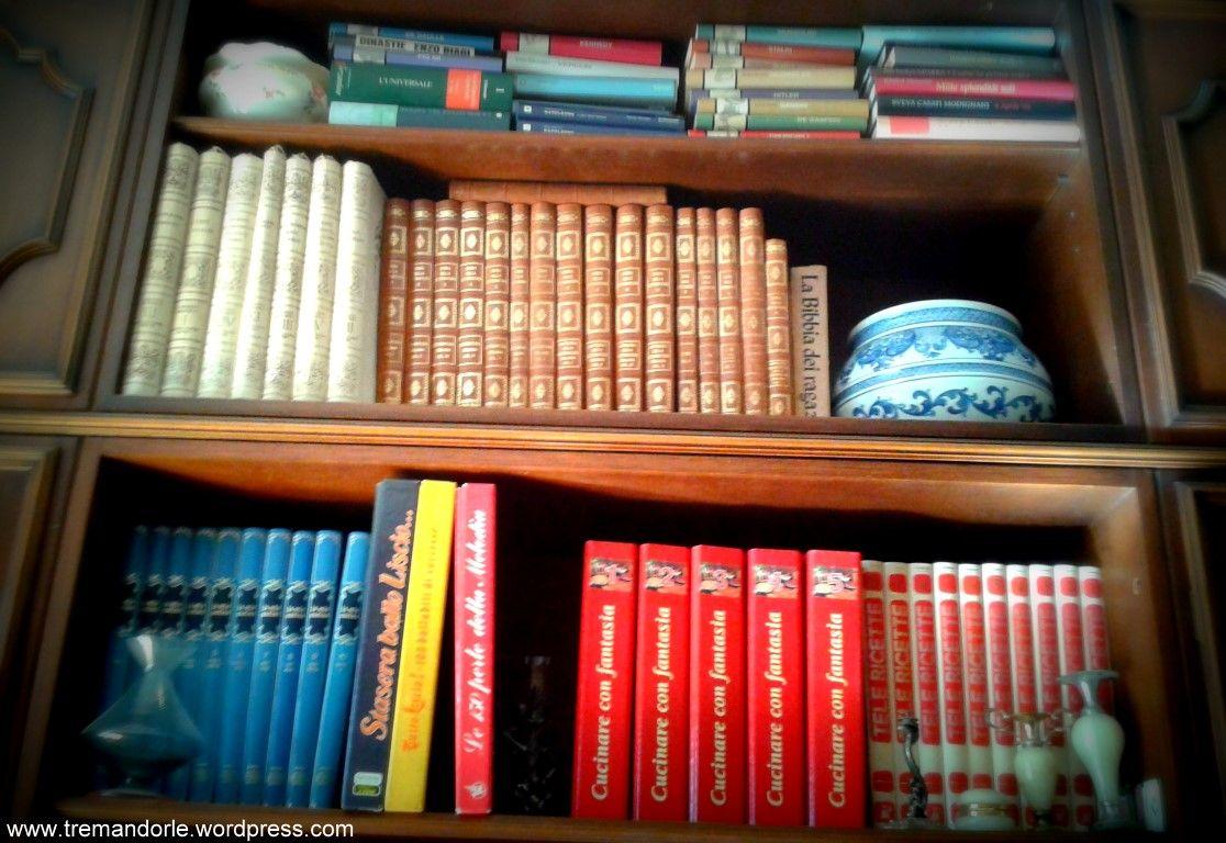 "Una libreria ""colta"""