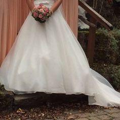 Verkaufe Ein Brautkleid A Linie Von Der Marke Kleemeier Aus Der